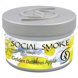 SOCIAL SMOKE: GOLDEN DELICIOUS APPLE 00961