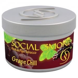 SOCIAL SMOKE: GRAPE CHILL 09349