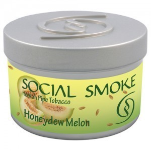 SOCIAL SMOKE: HONEYDEW MELON 00970