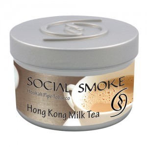 SOCIAL SMOKE: HONG KONG MILK TEA 00971