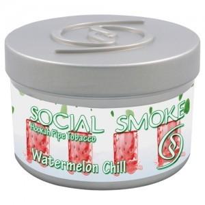 SOCIAL SMOKE: WATERMELON CHILL 09444