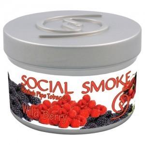 SOCIAL SMOKE: WILD BERRY 09446