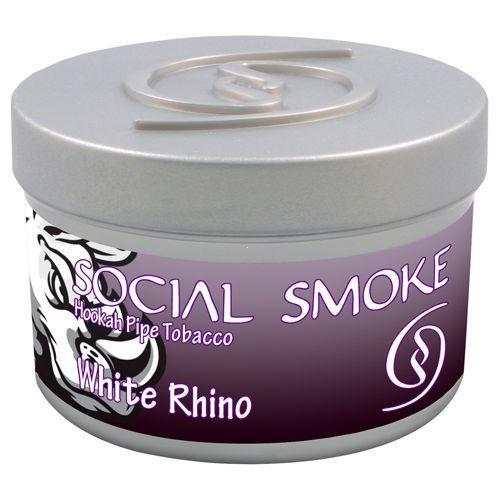 SOCIAL SMOKE: WHITE RHINO 09448