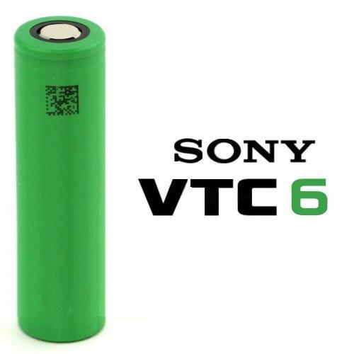 SONY VTC6 18650 3000 mAh 30A 95069