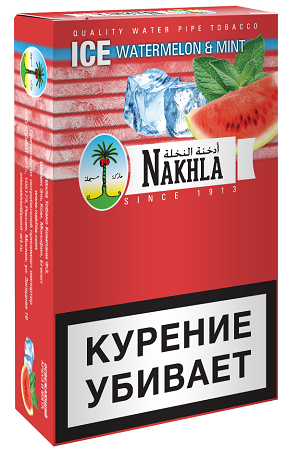 NAKHLA NEW: WATERMELON&MINT 99741