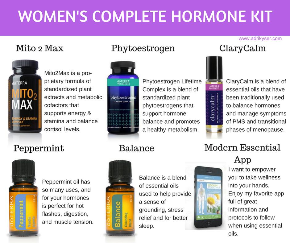Women's Hormone Kit 00011