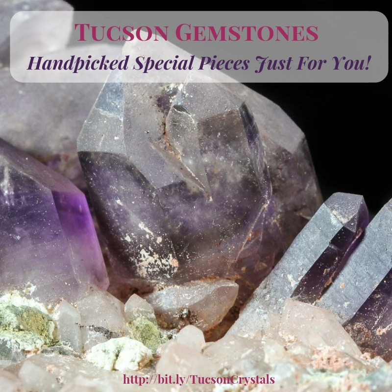 Pre-Order Your Handpicked Crystal From Tucson