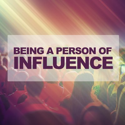 Being A Person of Influence-CD Series