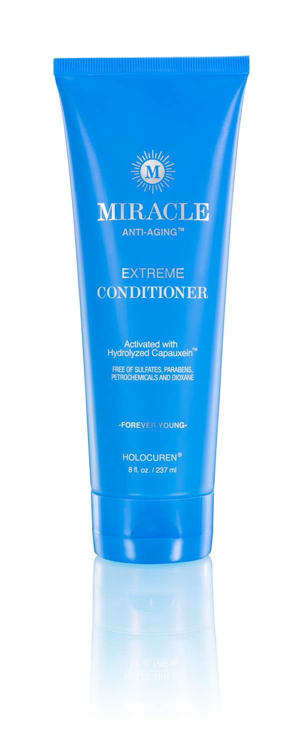 Miracle Anti-Aging Hair Care Extreme Conditioner (Deep Conditioner), 8 oz.