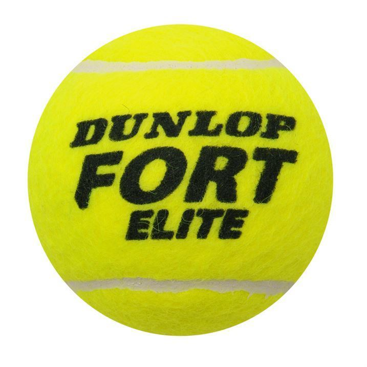 Dunlop Tennis Ball Fort Elite X3