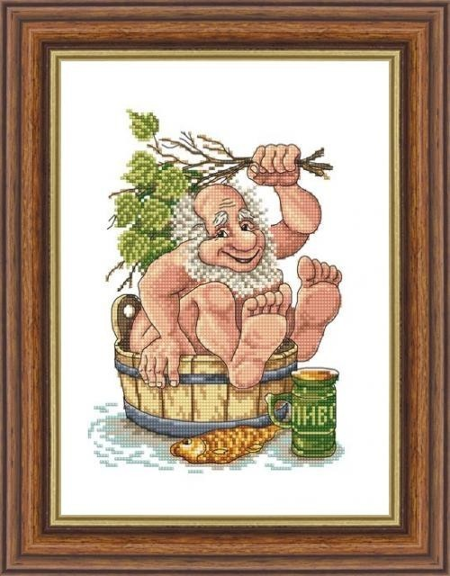 Смешные рисунки на тему баня