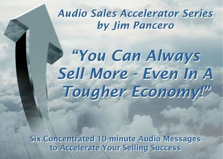 Selling in a Tougher Economy - Audio Series and Workbook 005