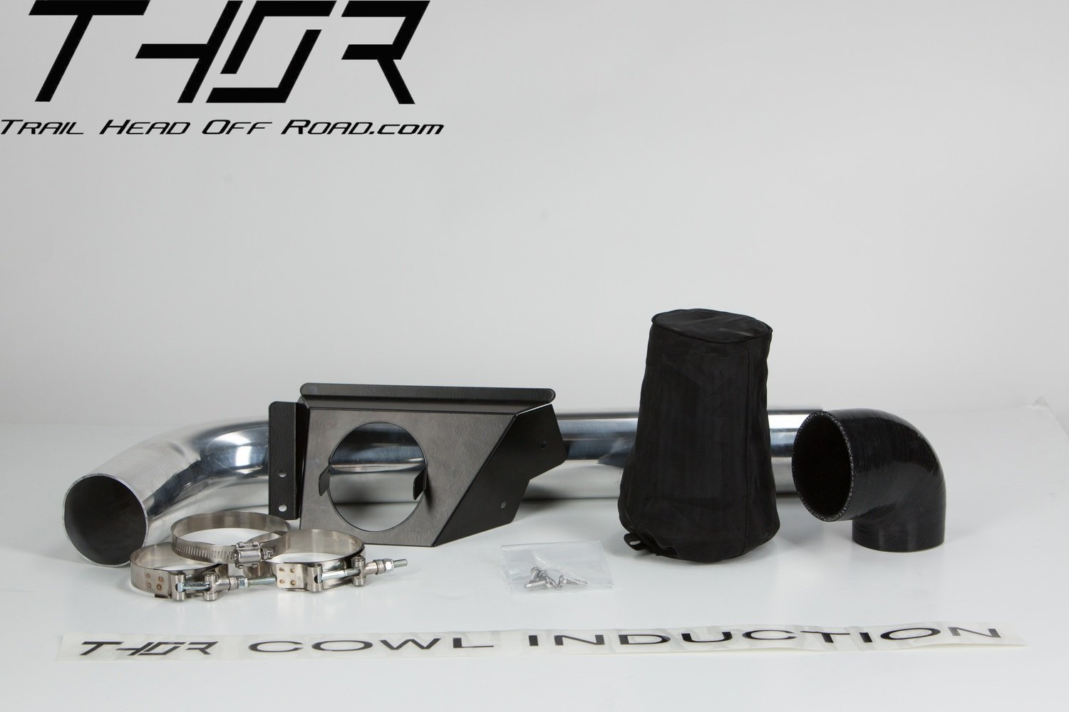 Cherokee/Commanche Intake Kit(91-01)  with pre-filter