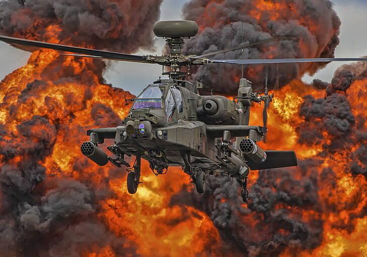 """Boeing """"Apache"""" AH-64-D"""