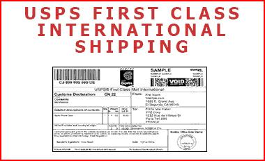USPS Domestic & International Shipping Options & Rates
