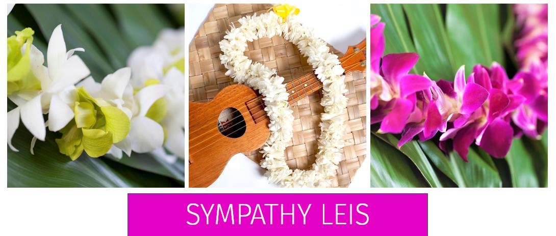 Funeral Leis & Sympathy Leis