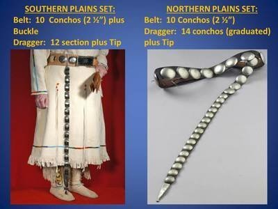 Concho Belts & Draggers