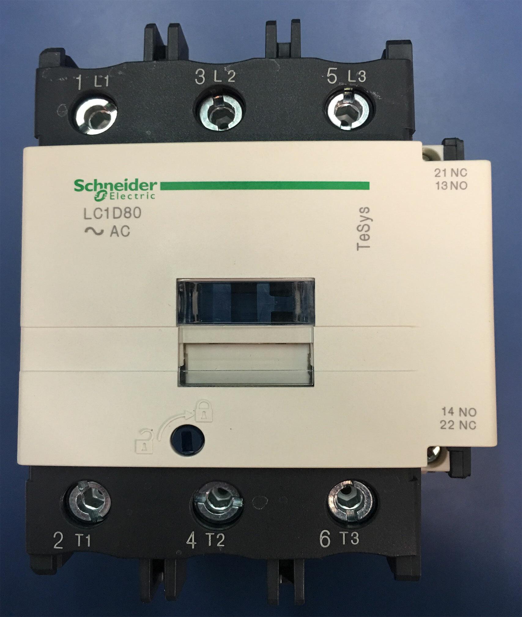schneider electric peru - contactores