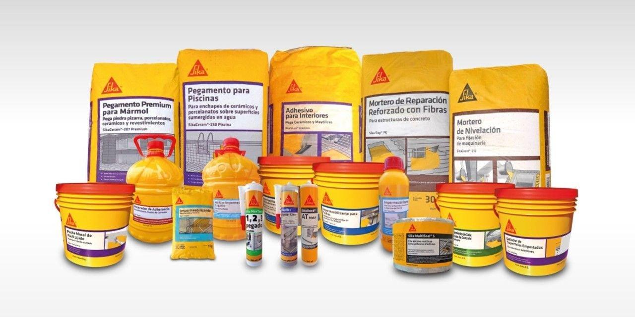 productos sika 2019 peru
