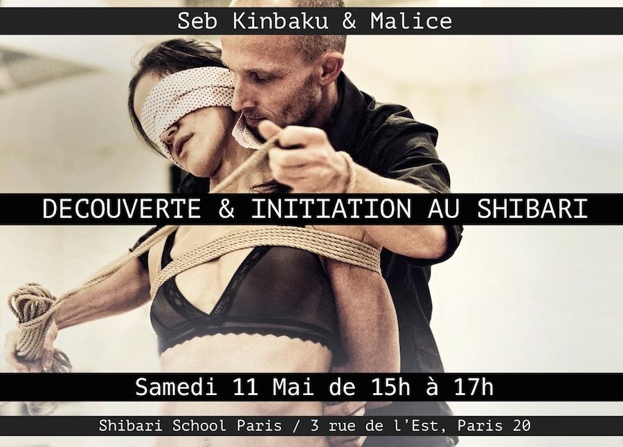Seb Kinbaku - Artiste de shibari à Paris