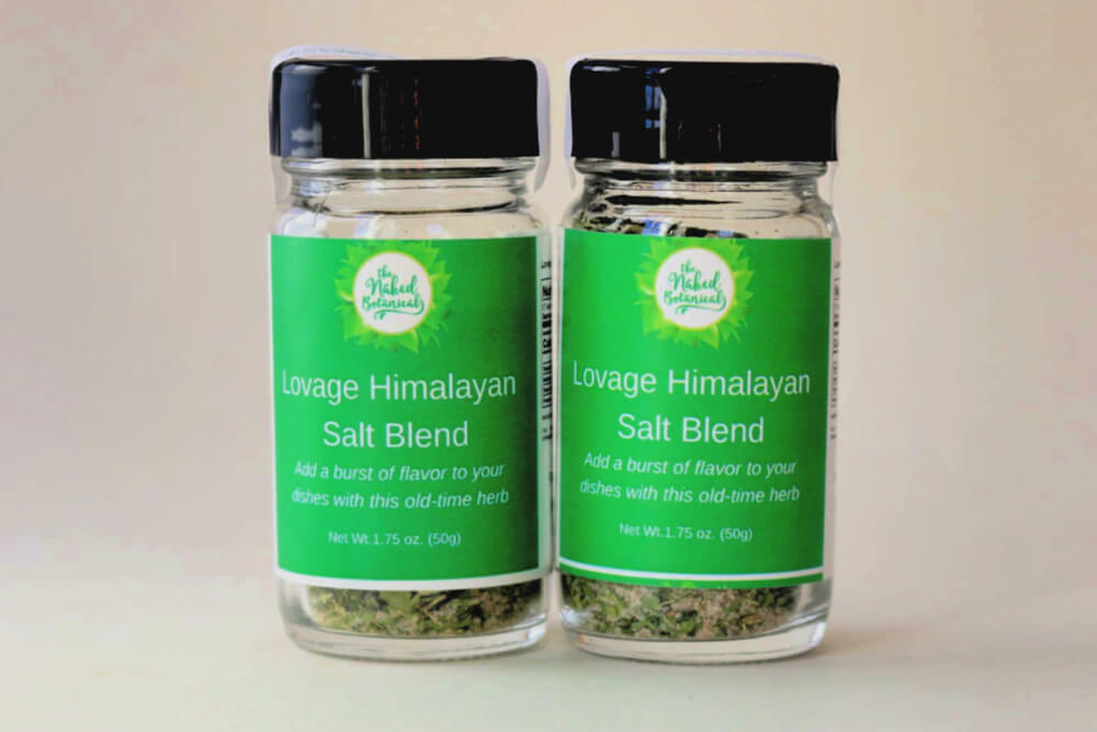 The Naked Botanical Salts
