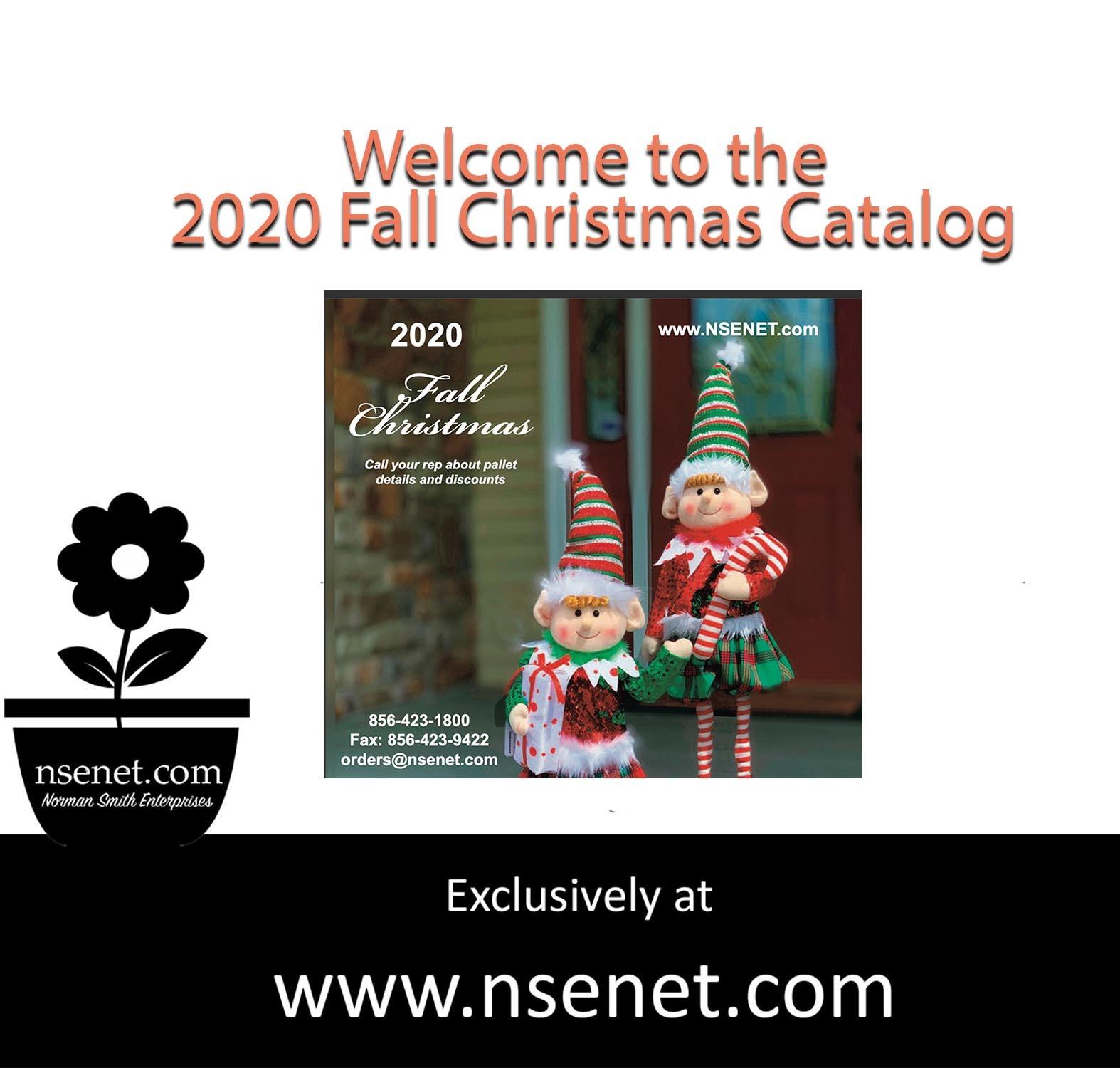 2020 Christmas Catalog 2020 Spring Catalog   Norman Smith Enterprises INC