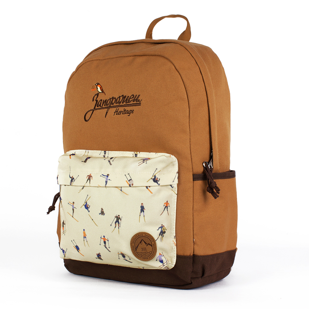 Отзыв о рюкзаке Запорожец