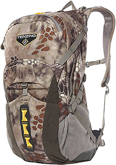 TENZING TX 17 Day Pack, Kryptek Highlander, TX 14