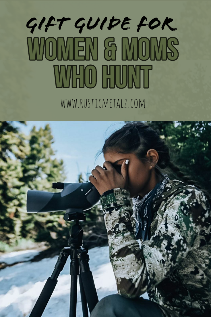 Gift guide for women and moms who hunt