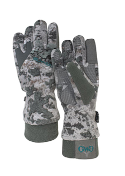 Girls WIth Guns Insulated Gloves