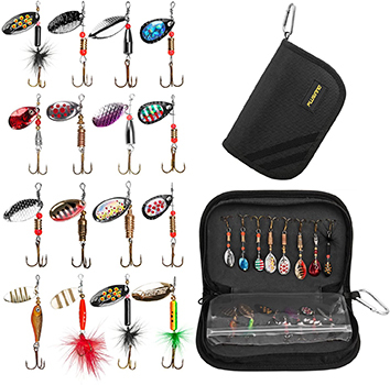 Plusinno Fishing Lure Set