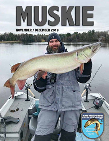 Full Day Musky Fishing Trip w/ Musky Moon Guide Service