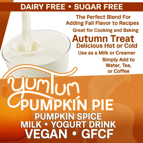 Pumpkin Pie - Pumpkin Spice Milk