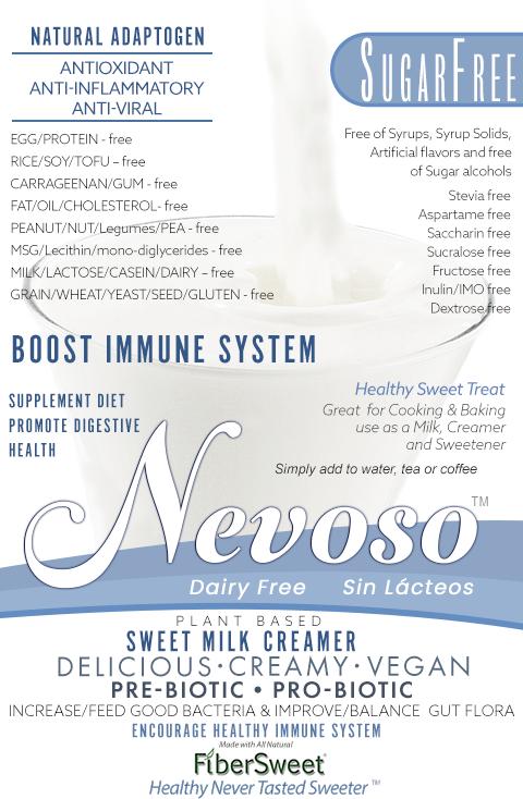 DairyFree Sweet Milk Creamer