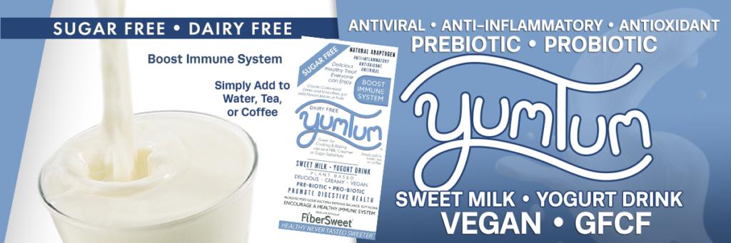 YUMTUM Sweet Milk / Yogurt Drink