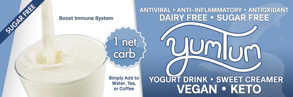 YUMTUM Yogurt Drink - SWEET Creamer
