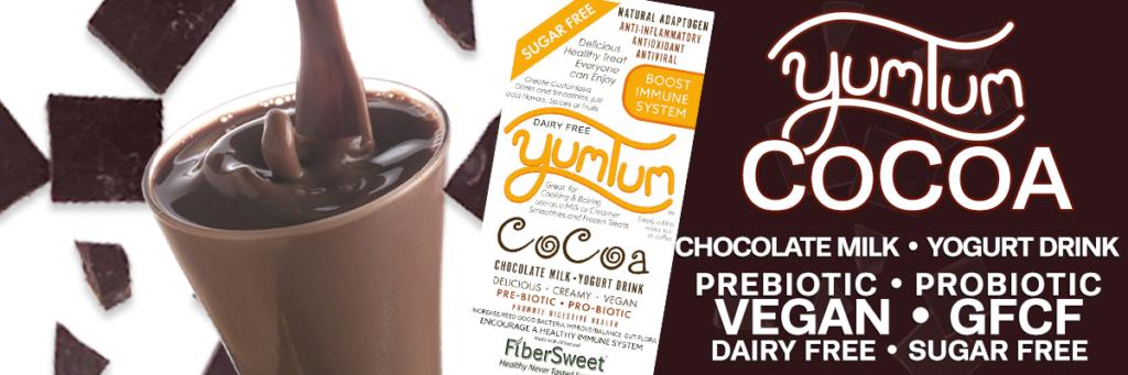 Cocoa Chocolate Milk / Yogurt Drink