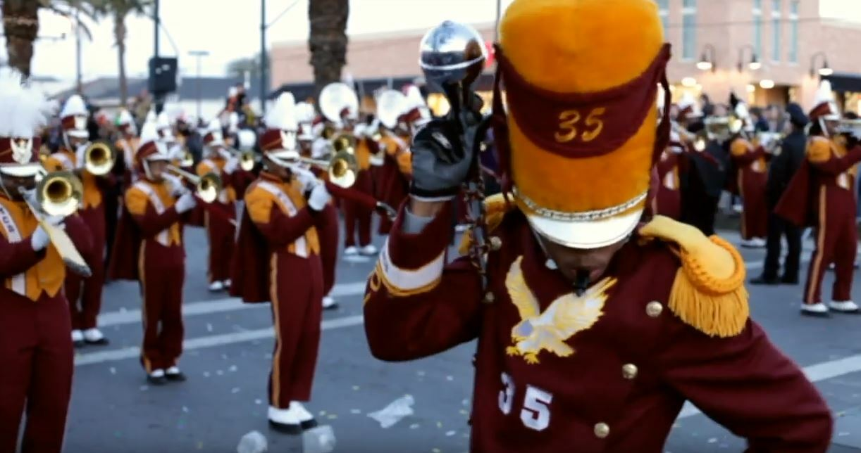 Marching Band Helmets