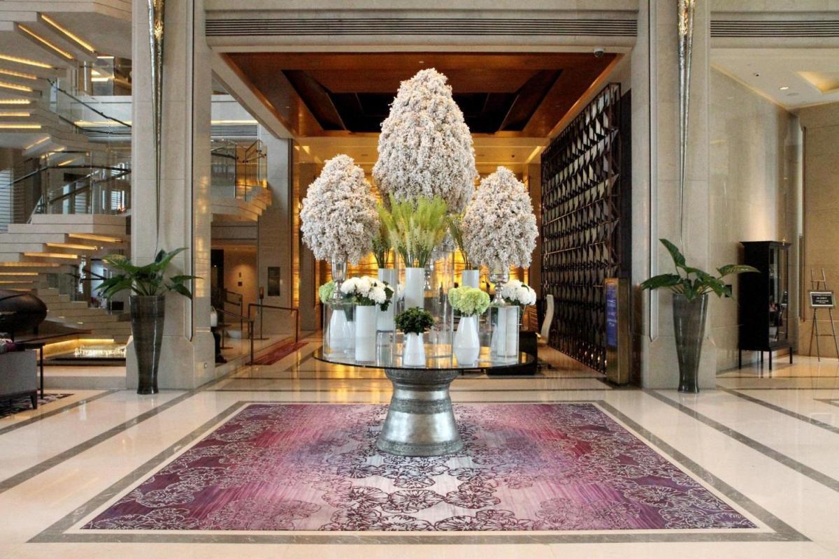History of Art at Siam Kempinski Hotel