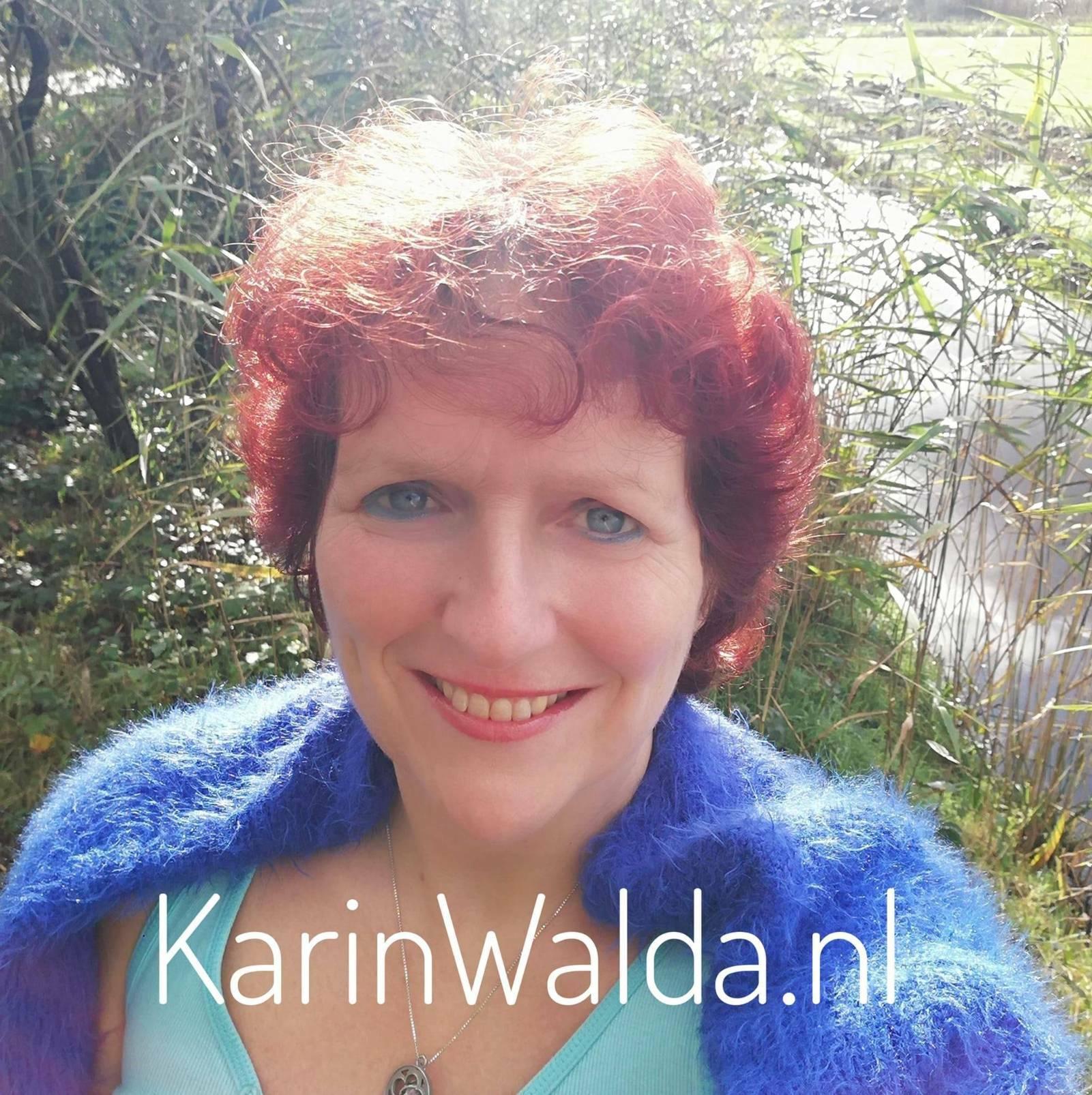 KarinWalda.nl .... Ziener/spiritueel leraar/ bewustwordingscoach/therapeut
