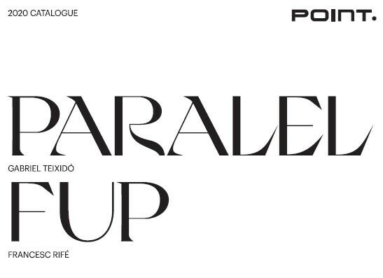 Скачать Каталог Коллекций 2020 года Paralel (Паралель) и Fup (Фуп)