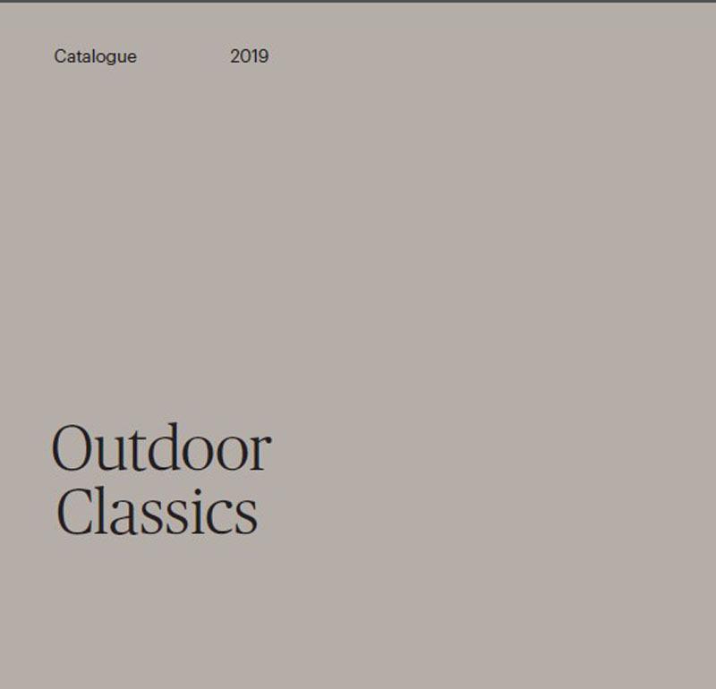 Скачать Каталог Мебели Point 1920 (Поинт 1920) Outdoor Classics (Уличная Классика):