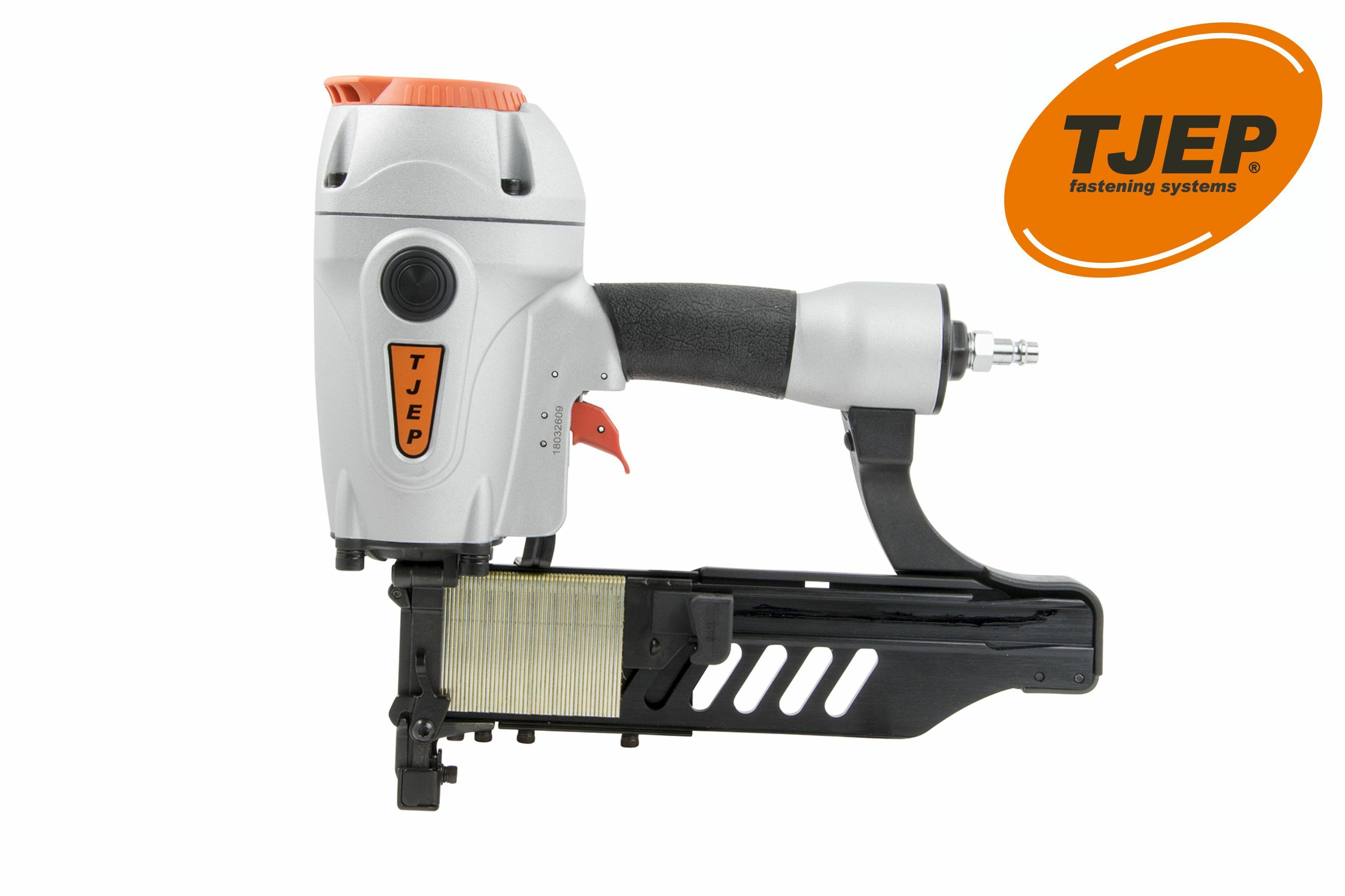 Klammergerät für Außenverkleidung Tjep PQZ-64