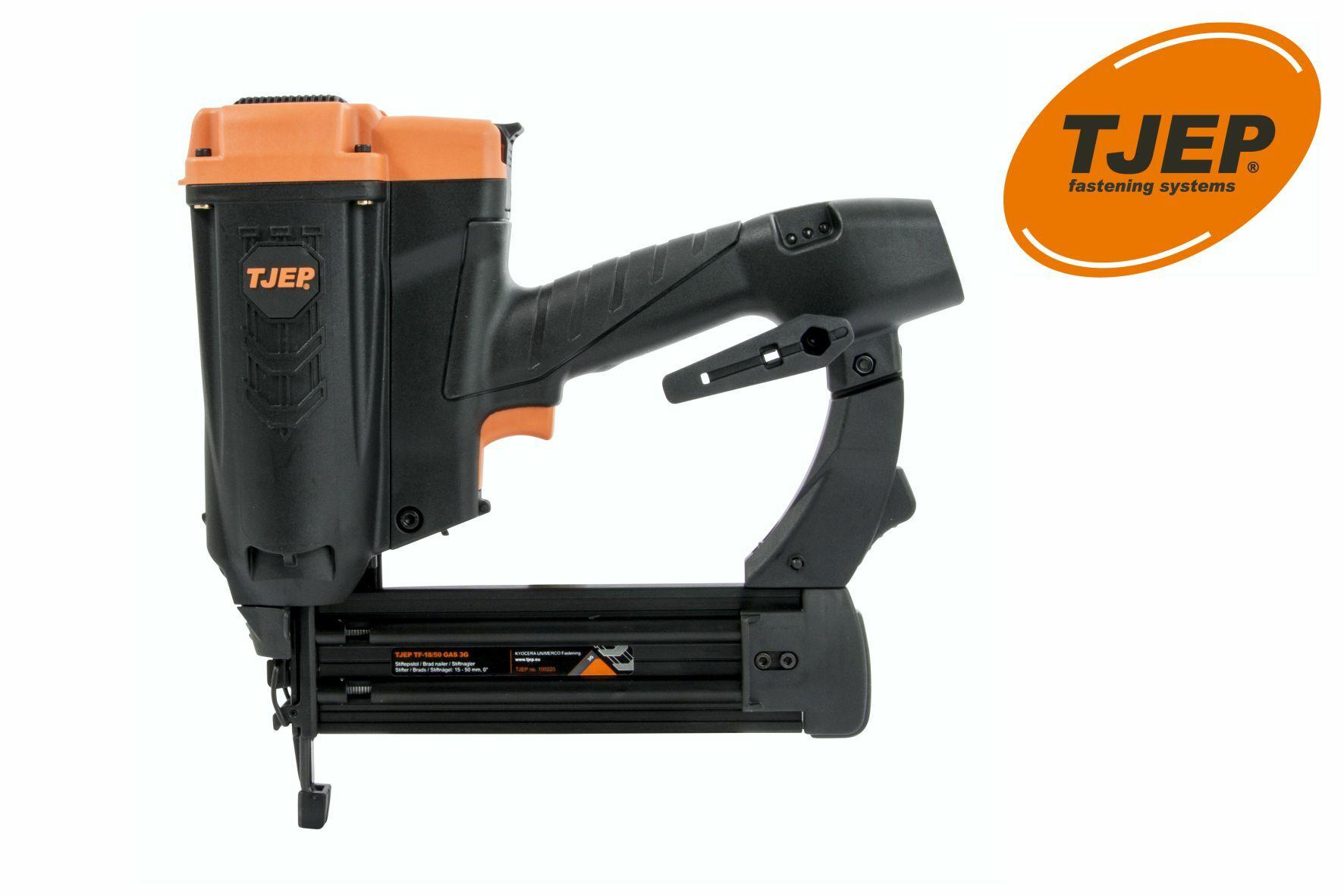 Akku-Stiftnagler Tjep TF-18/50 Gas 3G