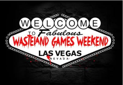 WASTELAND GAMES WEEKEND