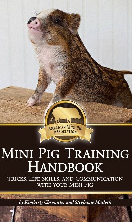 Mini Pig Training Handbook: Tricks, Life Skills, and Communication with Your Mini Pig