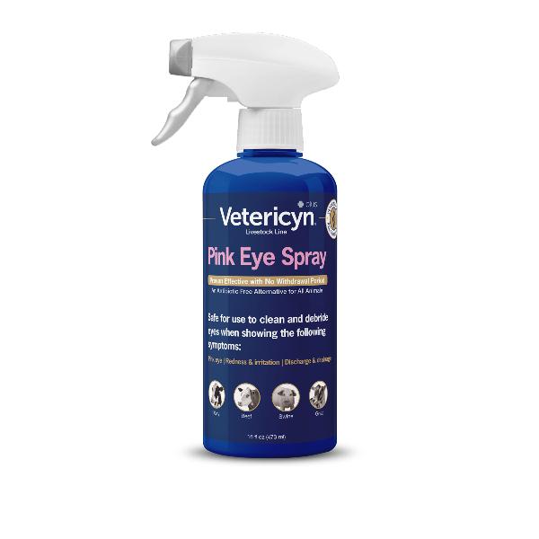 vetericyn plus livestock oogzorg