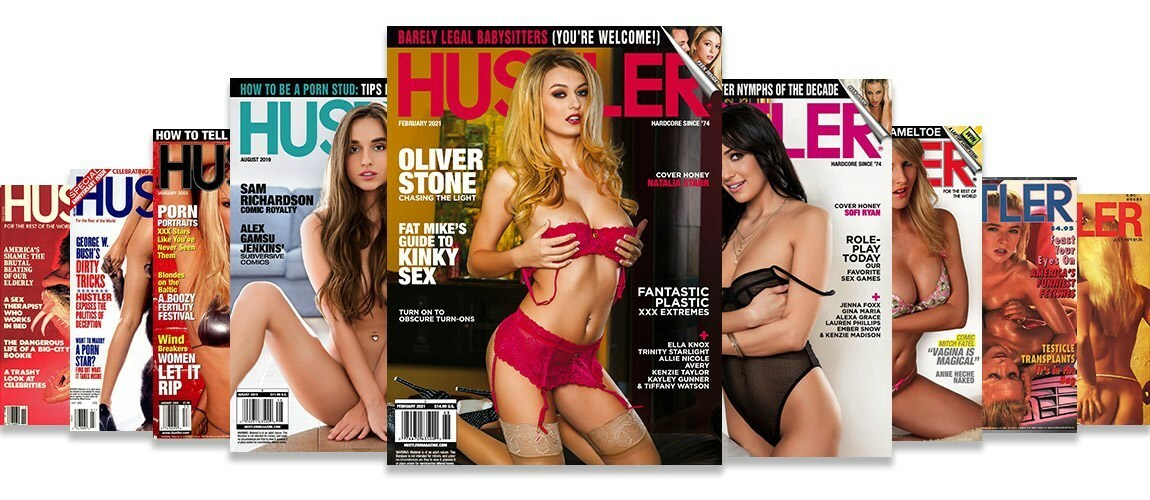 Digital adult magazines