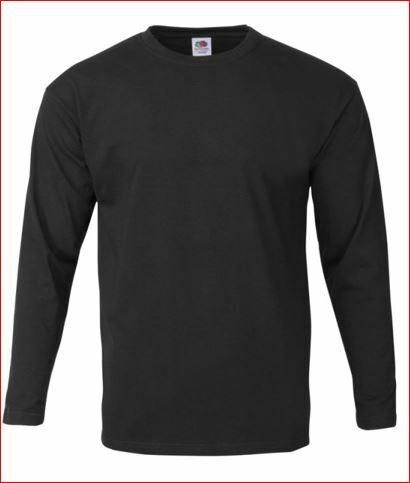 Men S Long Sleeve T Shirts