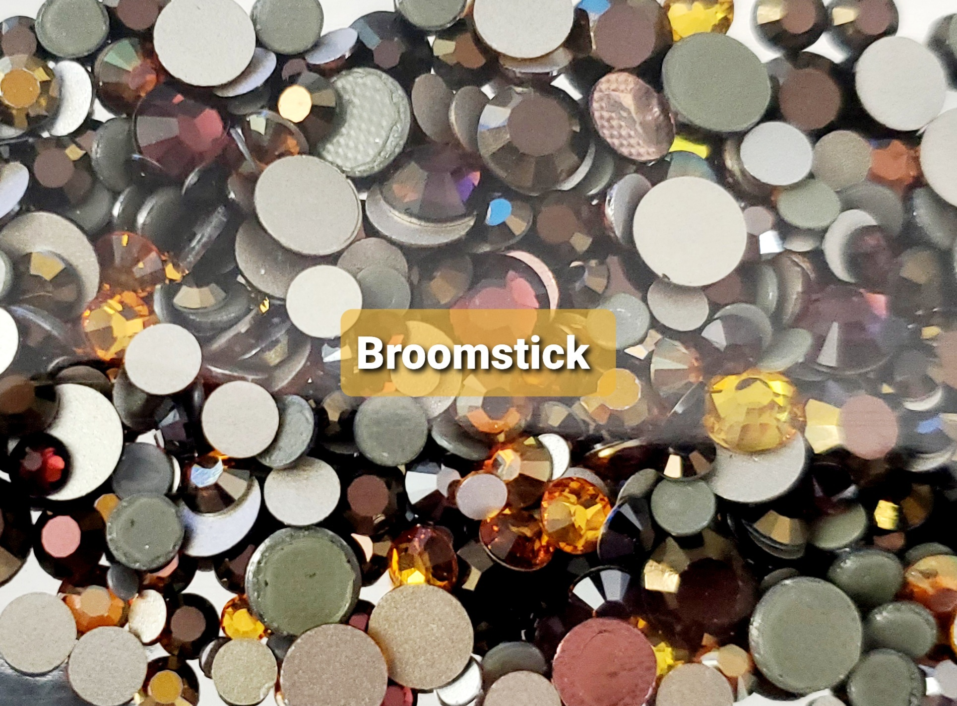 New Mix! Broomstick!